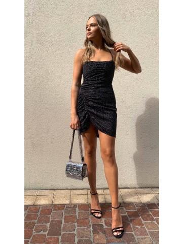 Sukienka ARIA w kropki