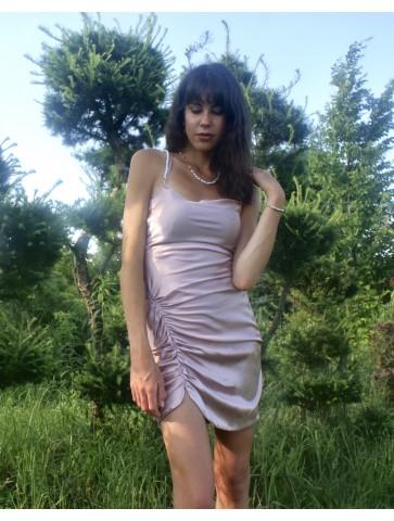 Jedwabna sukienka ARIA